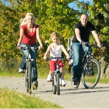 Lợi ích của việc đạp xe thể dục