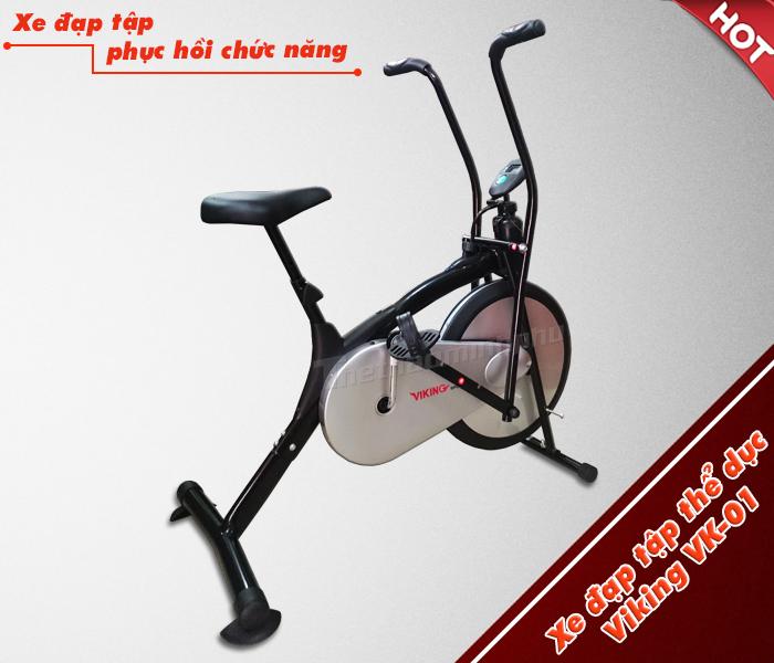xe đạp tập vk-01