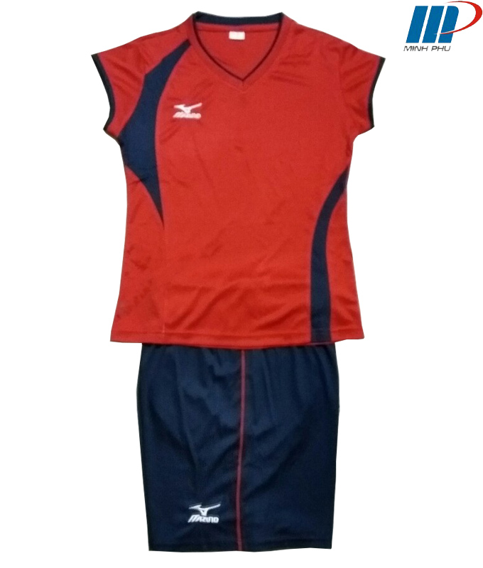 Quần áo bóng chuyền Mizuno