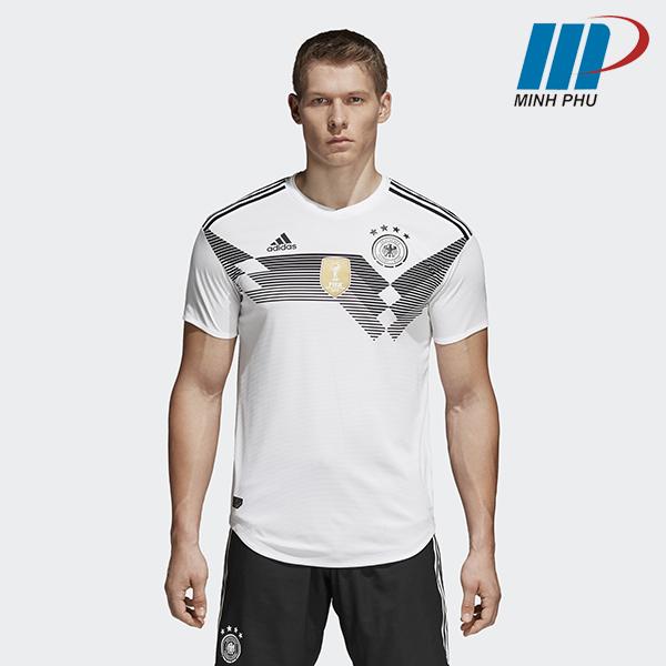 áo bóng đá đức trắng 2018