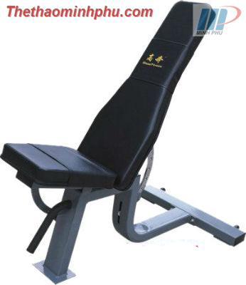 Ghế ngồi tập tạ tay tăng giảm Life 8634