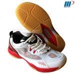 Giày cầu lông PRF-02 trắng đỏ
