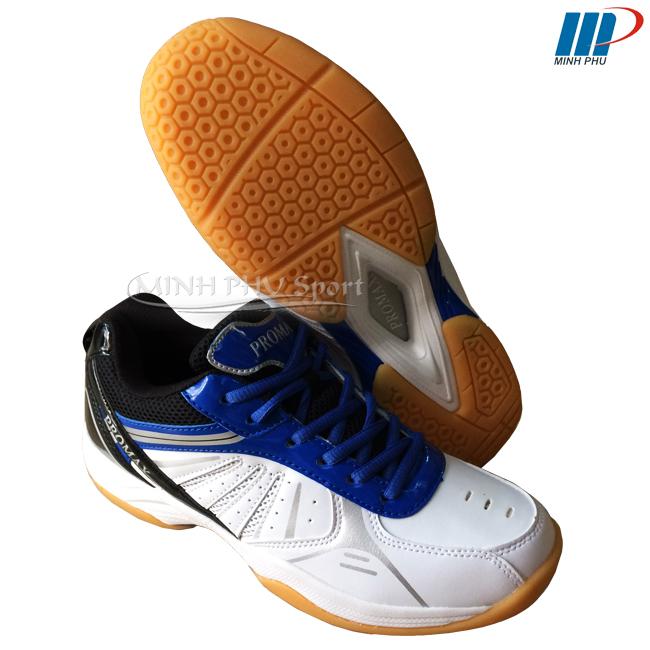 Giày cầu lông PRS-01 trắng xanh