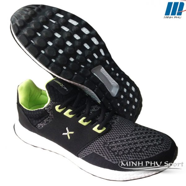 Giày chạy bộ Nexgen MT-2967 đen chuối