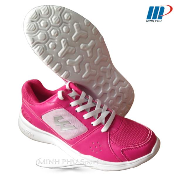 Giày chạy bộ Prowin X20 hồng trắng