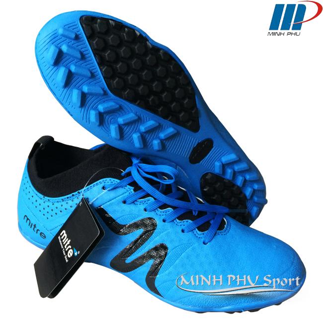 Giày bóng đá Mitre MT-160603xanh