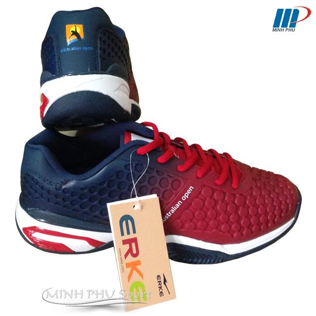 Giày tennis Erke 2091 đỏ