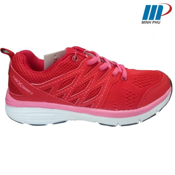 Giày chạy bộ NX-11872 đỏ