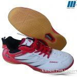 Giày cầu lông Kawasaki K-052T trắng đỏ