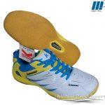 Giày cầu lông Kawasaki K-052T trắng vàng