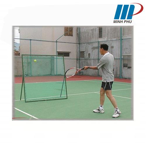 khung tập đánh tennis