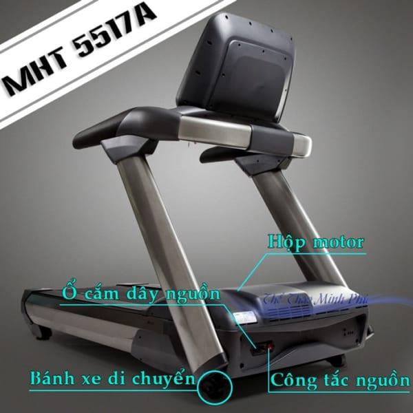 Máy chạy bộ điện MHT-5517A