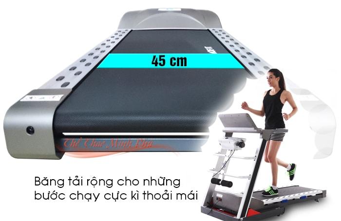 Máy chạy bộ điện MHT-1809AD bàn chạy