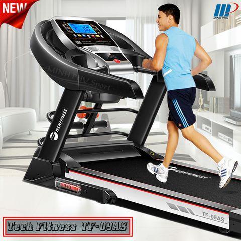 Máy chạy bộ fitness của siêu thị thể thao Minh Phú