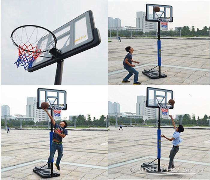 Trụ bóng rổ tập luyện S021A