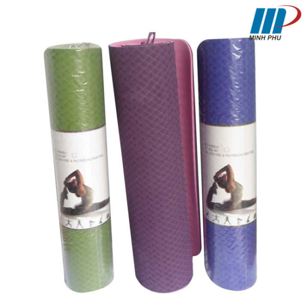 Thảm tập Yoga cao cấp6ly