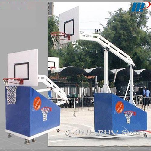 Trụ bóng rổ trường học di động 801870