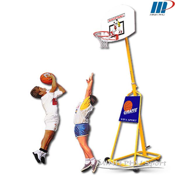 Trụ bóng rổ trường học bs814