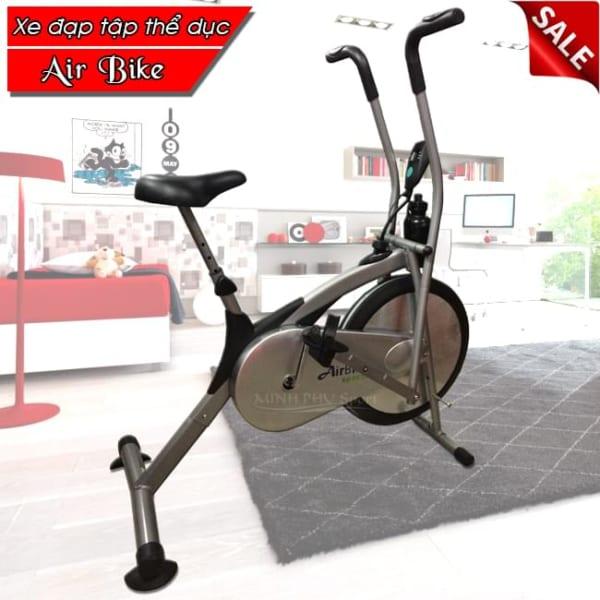 Xe đạp phục hồi chức năng Air Bike