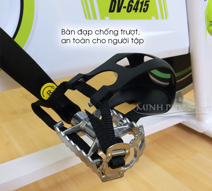 Bàn đạp xe đạp tập thể dục DV-6415