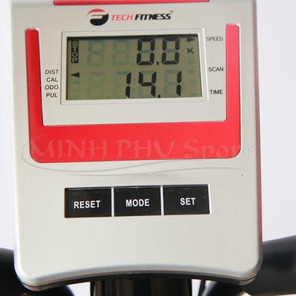 Đồng hồ xe đạp tập TF-616