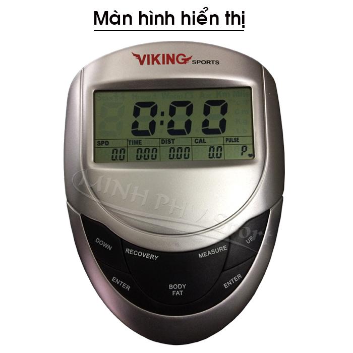 Đồng hồ xe đạp tập VK-8601HA