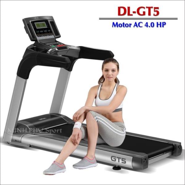 Máy chạy bộ điện phòng tập DL-GT5