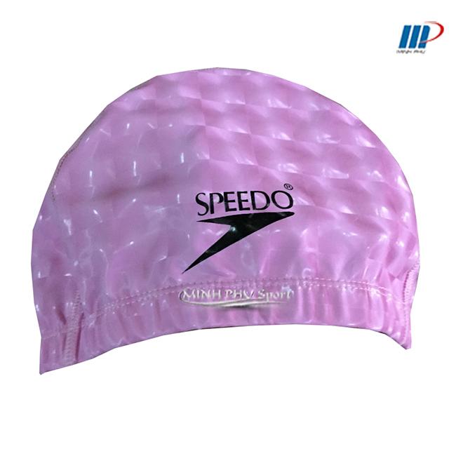 Mũ bơi Speedo vải