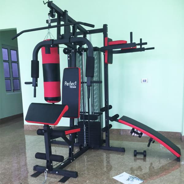 Giàn tạ đa năng Perfect Fitness ES 409B