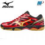 Giày bóng chuyền WAVE HURRICANE 3 Đỏ
