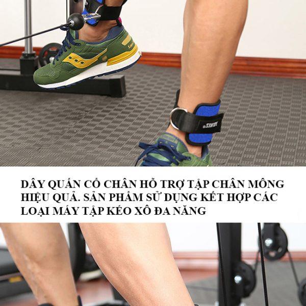 Dây quấn cổ chân tập Gym