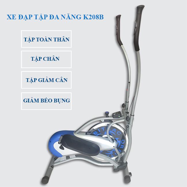 Xe đạp tập Orbitrack New K208B (1)