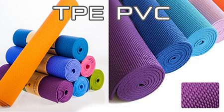 Thảm tập yoga tpe-pvc