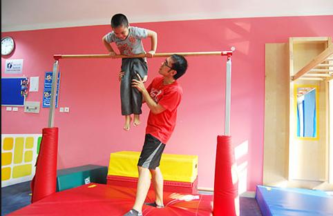 xà đơn tăng chiều chao cho trẻ em