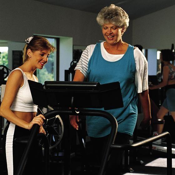 Phương pháp tập máy chạy bộ đối với người bị tiểu đường