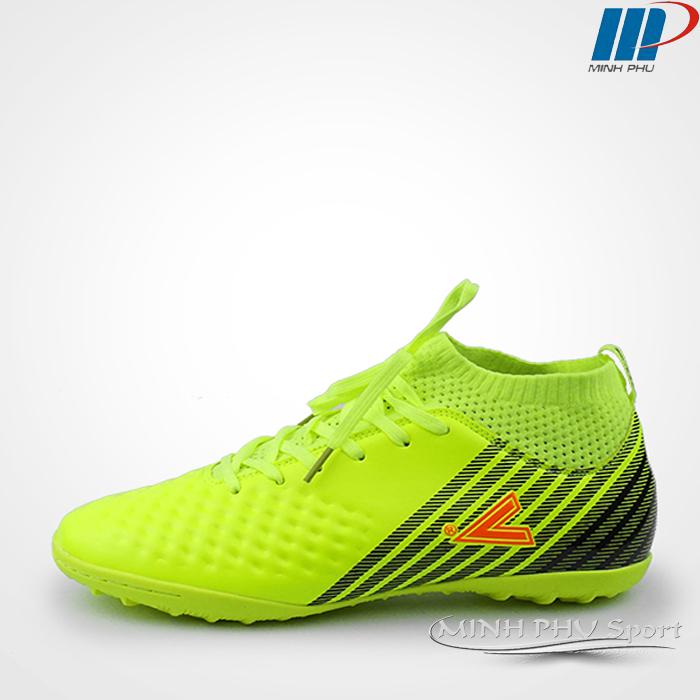 Giày bóng đá Mitre MT-170434 xanh chuối