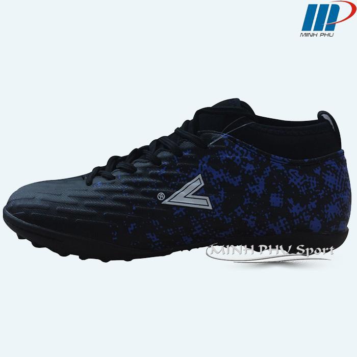 Giày bóng đá Mitre MT-170501 xanh đen