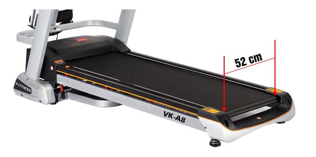 Máy chạy bộ điện Viking VK-A8 bàn chạy