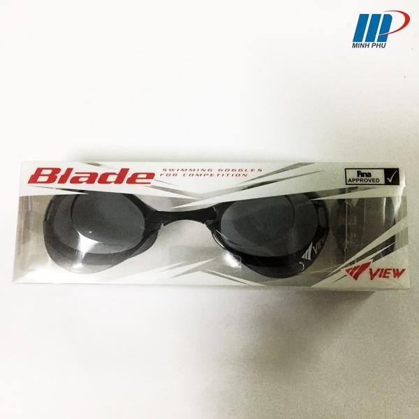 Kính bơi View Blade V121 đen