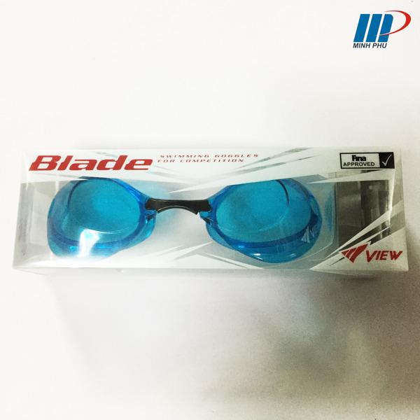 Kính bơi View Blade V121 xanh