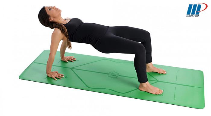 thảm tập Yoga Liforme Mat