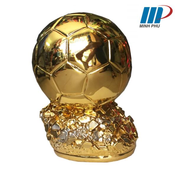 cúp lưu niệm quả bóng vàng FiFa