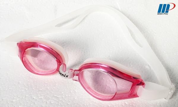 kính bơi Phoenix PN-204 hồng