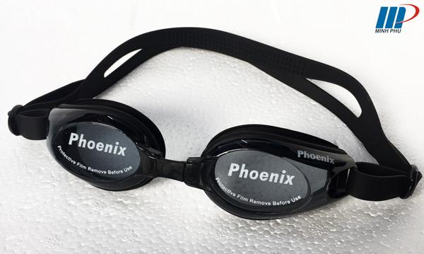 kính bơi Phoenix PN-401-1 đen