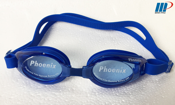 kính bơi Phoenix PN-401-1 xanh