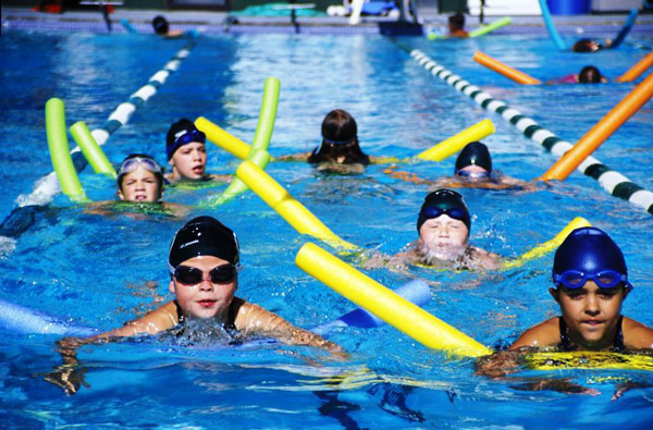 phao bơi xốp ống Swimming Noodles