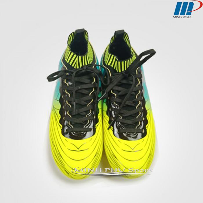 giày bóng đá Mitre MT-161115 vàng xanh