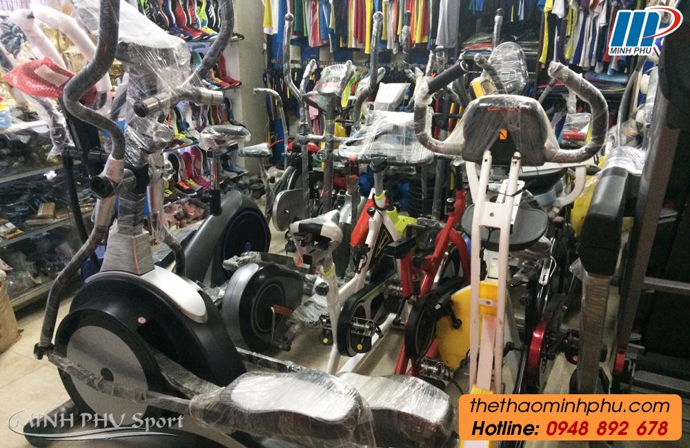 Cửa hàng bán xe đạp tập uy tín Hà Nội