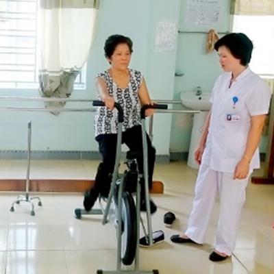 Tại sao chọn xe đạp để phục hồi chức năng ?