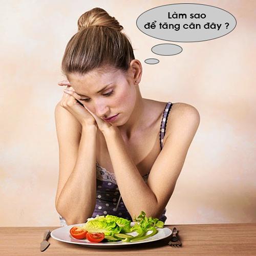 Có nên sử dụng thuốc tăng cân ?